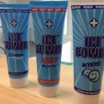 Ice power  Creme, Hot och Kids